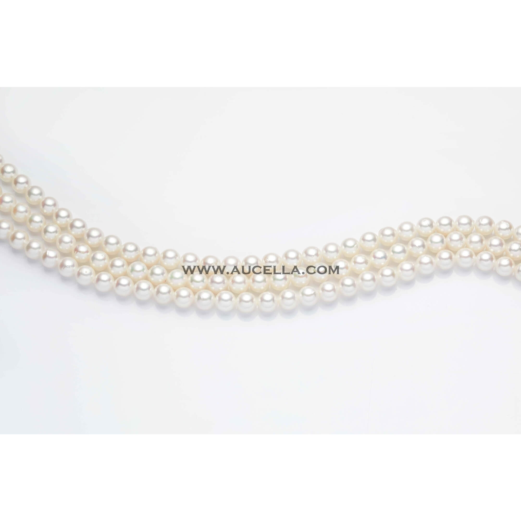 Japan akoya pearls, size 9,5 mm