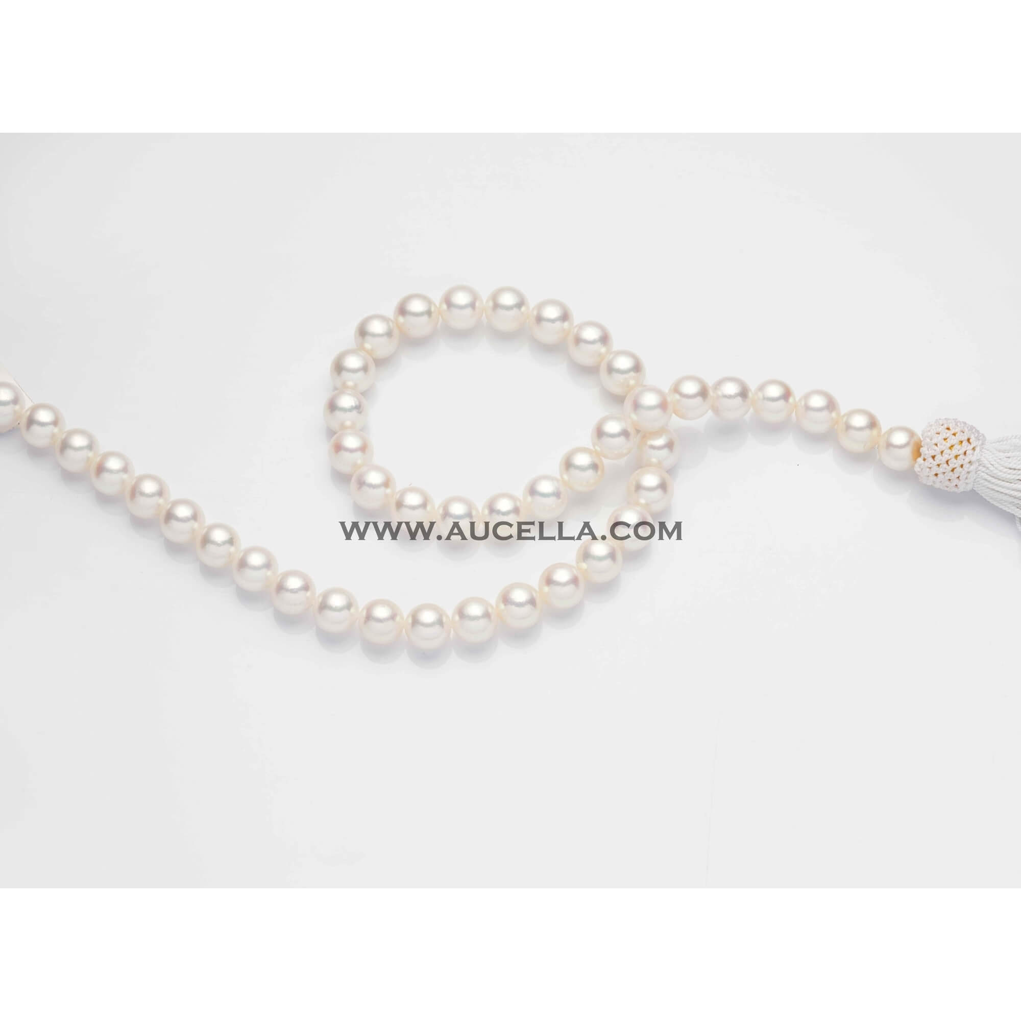 Japan akoya pearls strands beads 10 mm