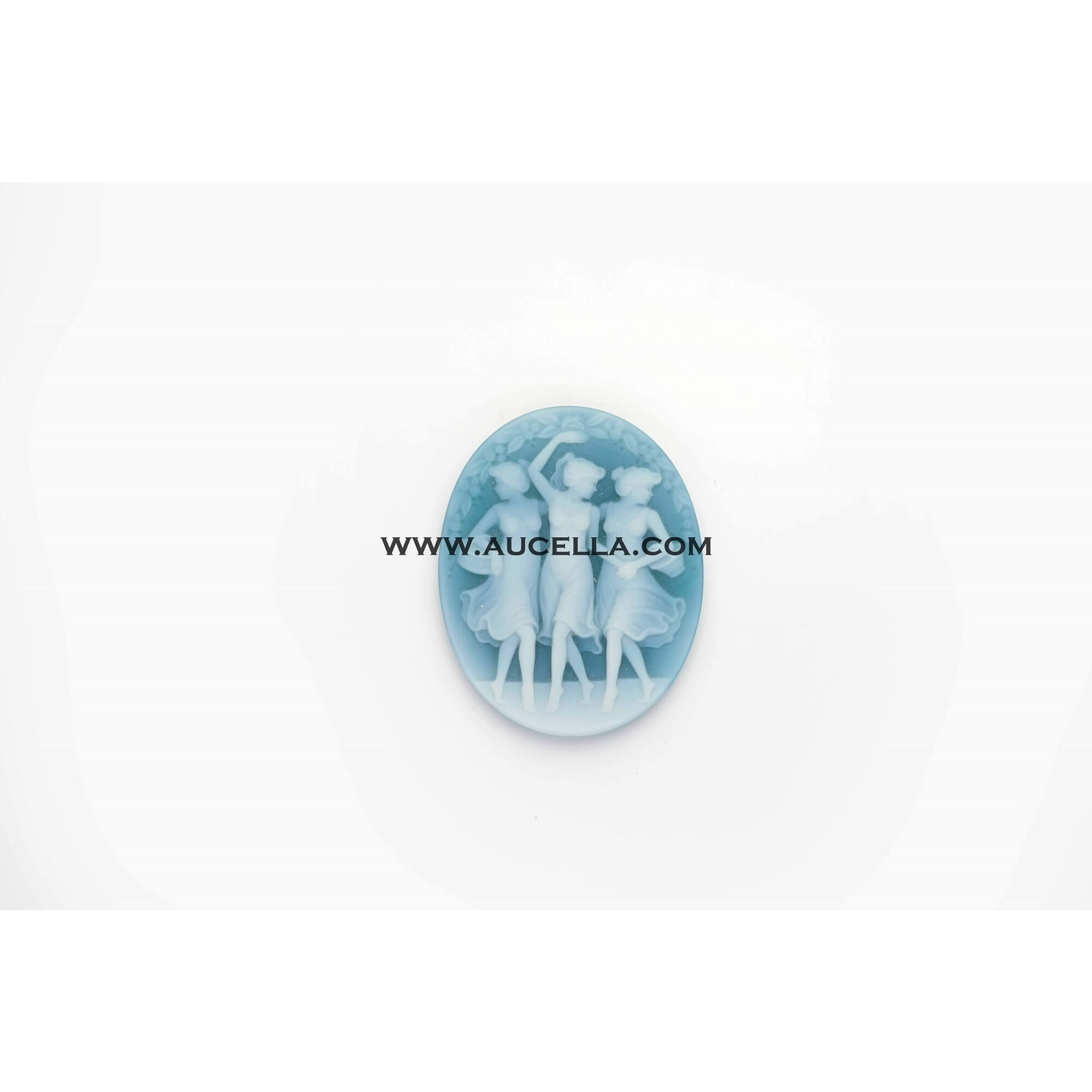 Agat cameo 45 mm