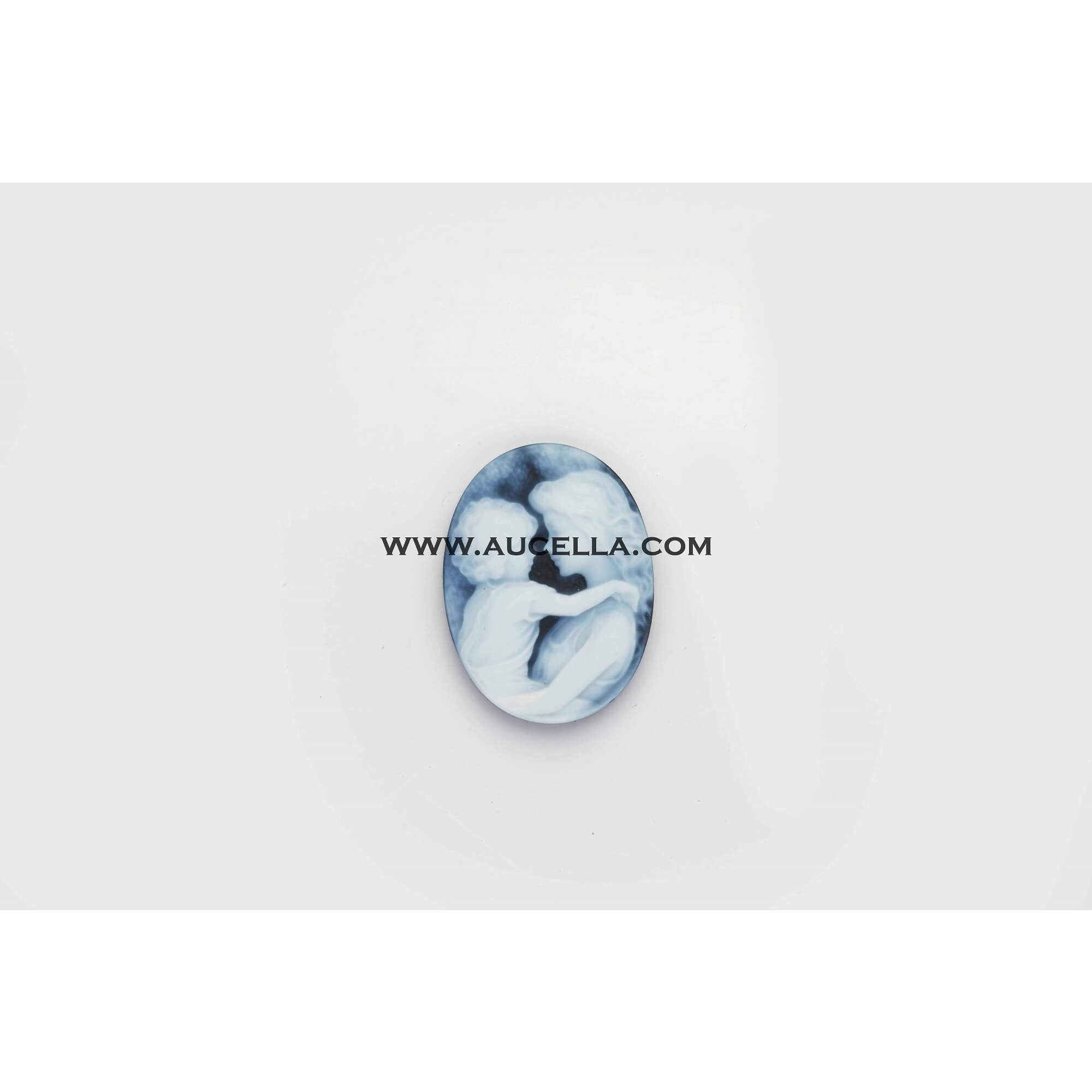 Agate cameo 30mm
